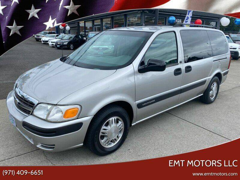 used 2004 chevrolet venture for sale carsforsale com carsforsale com