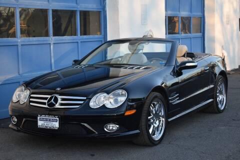 2007 Mercedes-Benz SL-Class for sale at IdealCarsUSA.com in East Windsor NJ