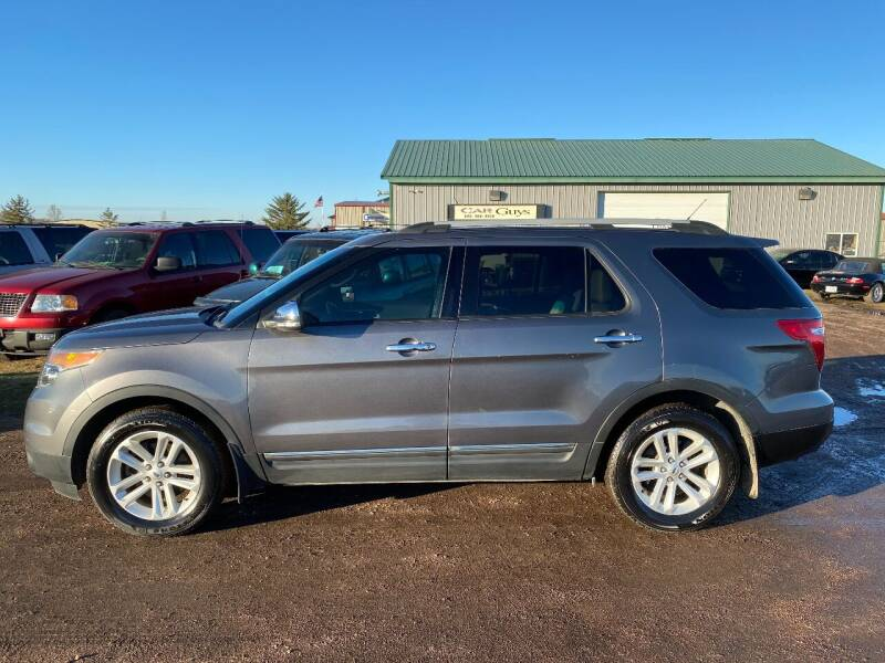 2012 Ford Explorer for sale at Car Guys Autos in Tea SD