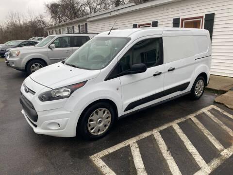 2015 Ford Transit Connect Cargo for sale at NextGen Motors Inc in Mount Juliet TN