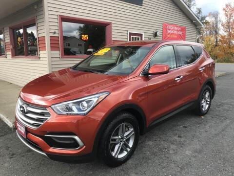 2017 Hyundai Santa Fe Sport for sale at Shattuck Motors in Newport VT