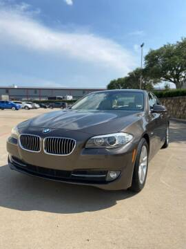 2013 BMW 5 Series for sale at Automotive Brokers Group in Plano TX