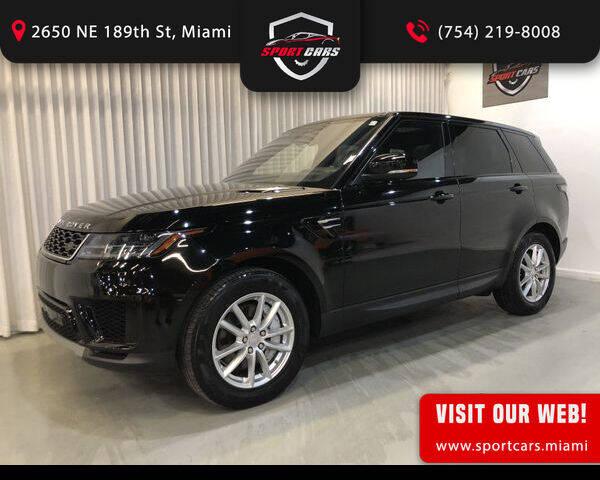 2018 Land Rover Range Rover Sport for sale in Miami, FL