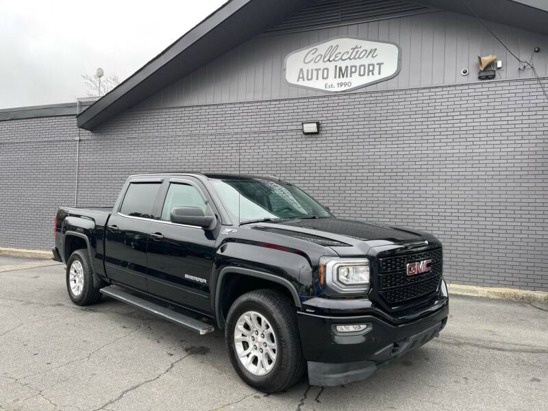 2017 GMC Sierra 1500 for sale at Collection Auto Import in Charlotte NC