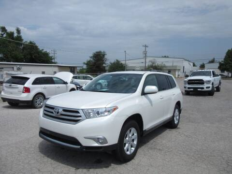 2013 Toyota Highlander for sale at Grays Used Cars in Oklahoma City OK