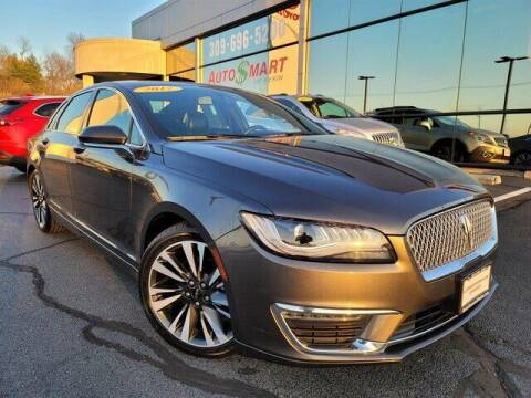 2017 Lincoln MKZ for sale at Auto Smart of Pekin in Pekin IL