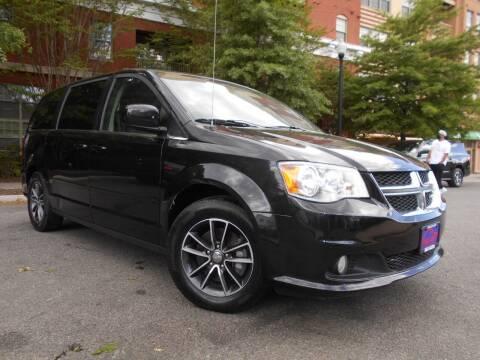 2017 Dodge Grand Caravan for sale at H & R Auto in Arlington VA