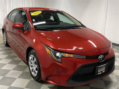 2021 Toyota Corolla for sale at Mr. Car LLC in Brentwood MD