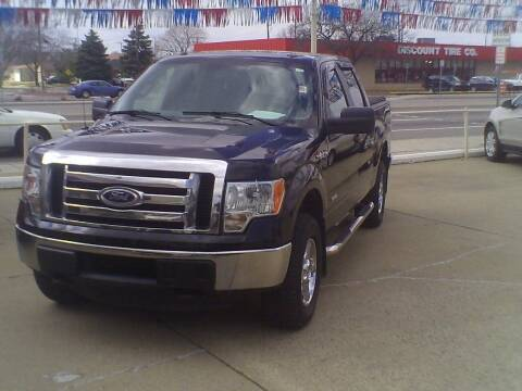 2012 Ford F-150 for sale at Fred Elias Auto Sales in Center Line MI