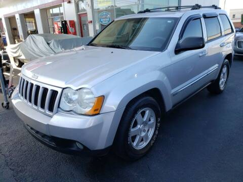 2010 Jeep Grand Cherokee for sale at All American Autos in Kingsport TN