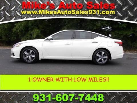 2019 Nissan Altima for sale at Mike's Auto Sales in Shelbyville TN