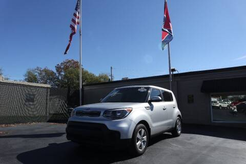 2019 Kia Soul for sale at Danny Holder Automotive in Ashland City TN