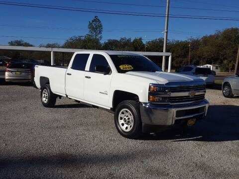 2018 Chevrolet Silverado 2500HD for sale at Bostick's Auto & Truck Sales in Brownwood TX