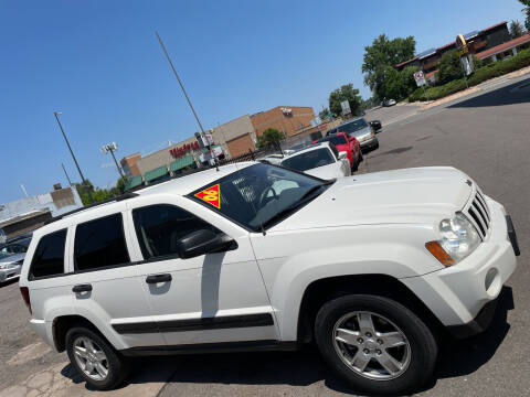 2006 Jeep Grand Cherokee for sale at Sanaa Auto Sales LLC in Denver CO