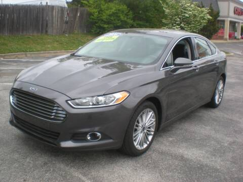 2016 Ford Fusion for sale at 611 CAR CONNECTION in Hatboro PA
