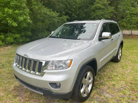 2012 Jeep Grand Cherokee for sale at Carlyle Kelly in Jacksonville FL