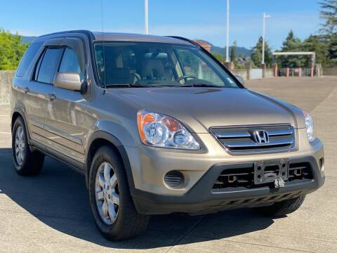 2005 Honda CR-V for sale at Rave Auto Sales in Corvallis OR