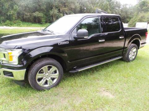 2020 Ford F-150 for sale at TIMBERLAND FORD in Perry FL