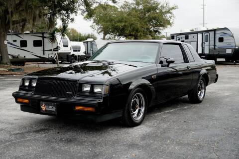 1986 Buick Regal for sale at Executive Automotive Service of Ocala in Ocala FL