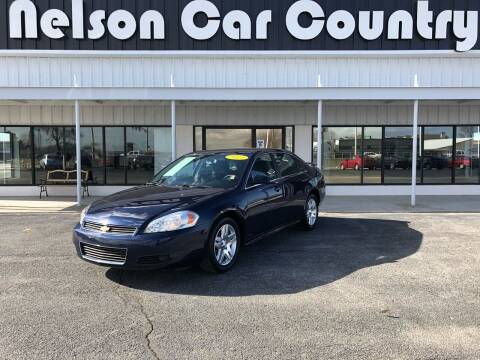 2011 Chevrolet Impala for sale at Nelson Car Country in Bixby OK