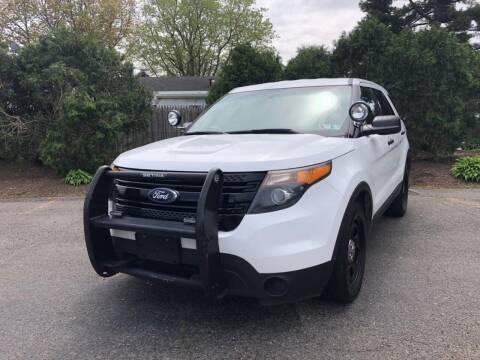 2015 Ford Explorer for sale at Elwan Motors in West Long Branch NJ