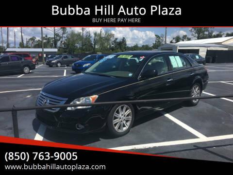 2009 Toyota Avalon for sale at Bubba Hill Auto Plaza in Panama City FL