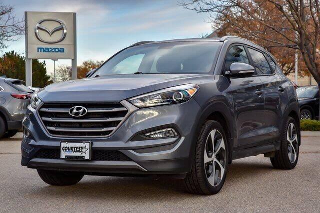 2016 Hyundai Tucson for sale at COURTESY MAZDA in Longmont CO