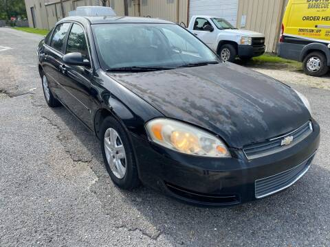 2007 Chevrolet Impala for sale at WMS AUTO SALES in Jefferson LA