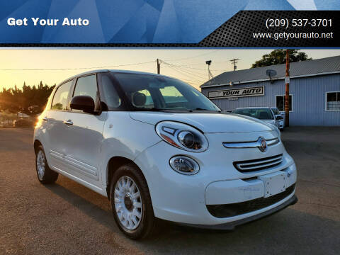 2014 FIAT 500L for sale at Get Your Auto in Ceres CA
