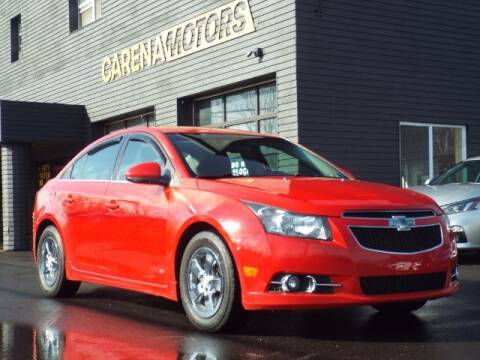 2014 Chevrolet Cruze for sale at Carena Motors in Twinsburg OH