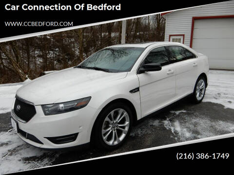 2014 Ford Taurus for sale at Car Connection of Bedford in Bedford OH