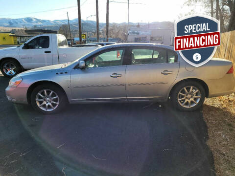2008 Buick Lucerne for sale at Truck 'N Auto Brokers in Pocatello ID