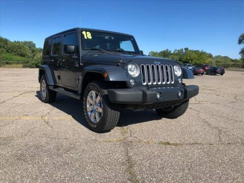 2018 Jeep Wrangler JK Unlimited for sale at Lasco of Waterford in Waterford MI