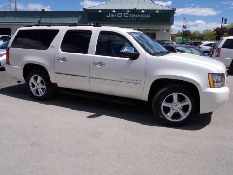 2012 Chevrolet Suburban for sale at Jim O'Connor Select Auto in Oconomowoc WI