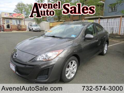 2011 Mazda MAZDA3 for sale at Avenel Auto Sales in Avenel NJ
