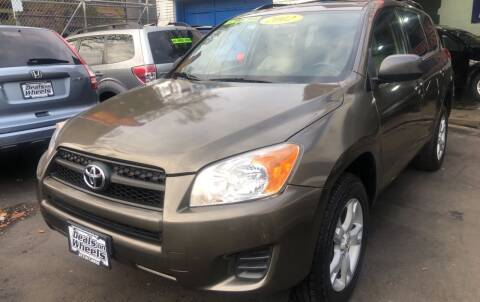 2012 Toyota RAV4 for sale at DEALS ON WHEELS in Newark NJ