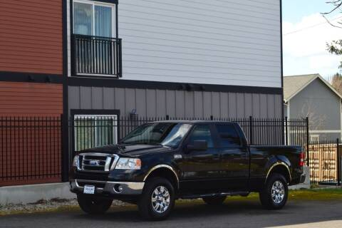 2008 Ford F-150 for sale at Skyline Motors Auto Sales in Tacoma WA