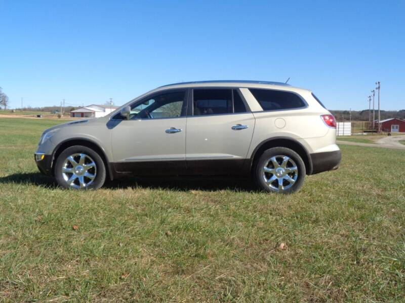 2010 Buick Enclave for sale at Rod's Auto Sales in Houston MO