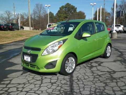 2014 Chevrolet Spark for sale at Paniagua Auto Mall in Dalton GA