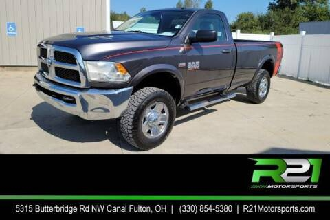 2014 RAM Ram Pickup 2500 for sale at Route 21 Auto Sales in Canal Fulton OH