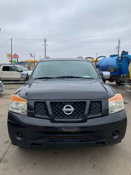 2010 Nissan Armada for sale at Houston Auto Emporium in Houston TX