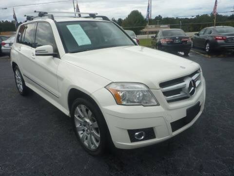2011 Mercedes-Benz GLK for sale at Roswell Auto Imports in Austell GA