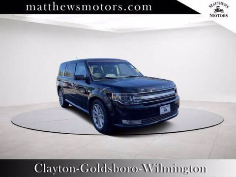2019 Ford Flex for sale at Auto Finance of Raleigh in Raleigh NC