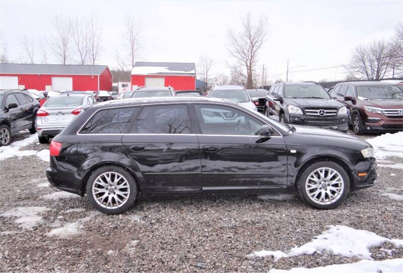 2008 Audi A4 for sale at Premier Auto & Parts in Elyria OH