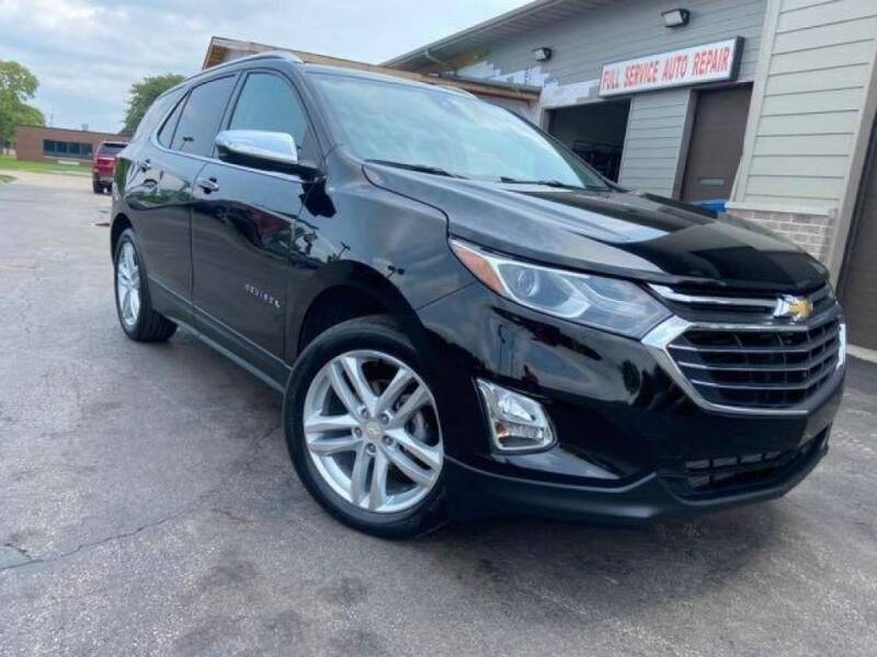 2018 Chevrolet Equinox for sale in Channahon, IL