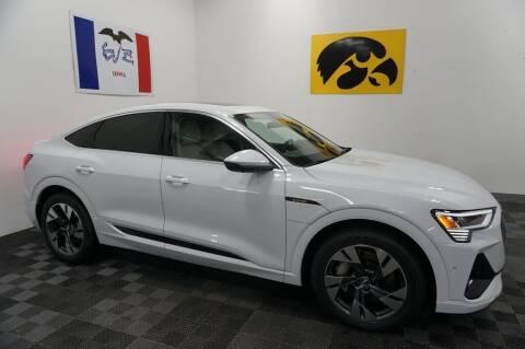 2021 Audi e-tron for sale at Carousel Auto Group in Iowa City IA