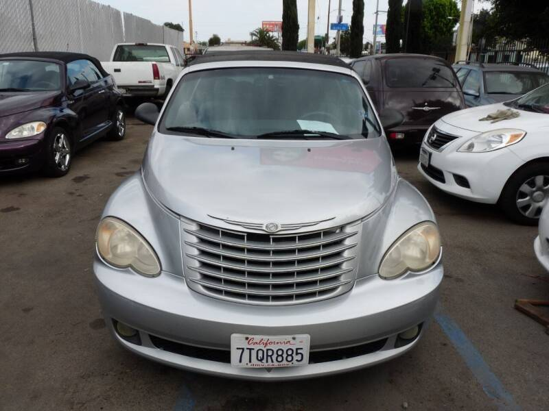 2007 Chrysler PT Cruiser for sale at Oceansky Auto in Los Angeles CA