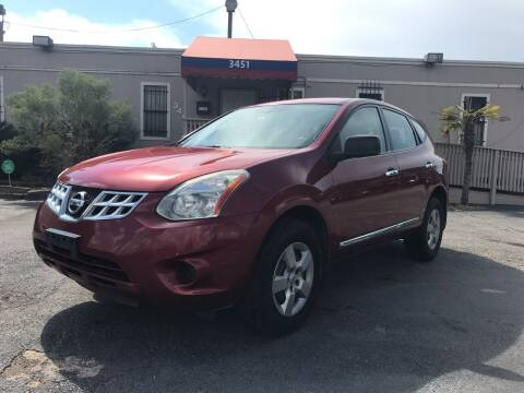 2013 Nissan Rogue for sale at Saipan Auto Sales in Houston TX