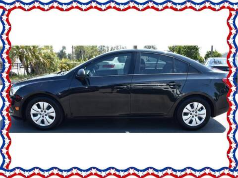 2016 Chevrolet Cruze Limited for sale at American Auto Depot in Modesto CA