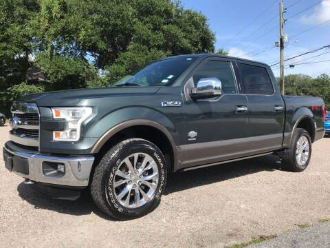 2015 Ford F-150 for sale at #1 Auto Liquidators in Yulee FL